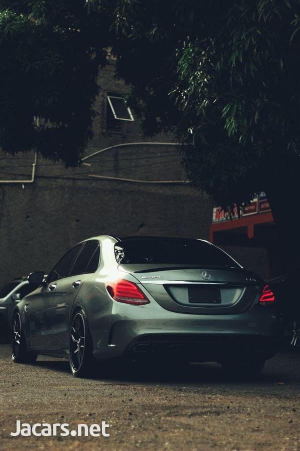 Mercedes-Benz C-Class 3,5L 2016-8