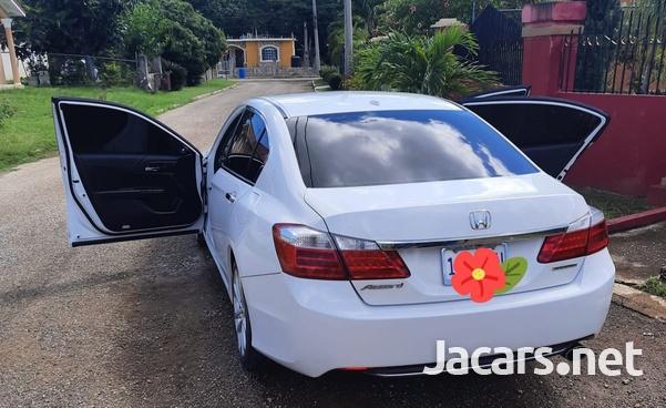 Honda Accord 2,0L 2013-15