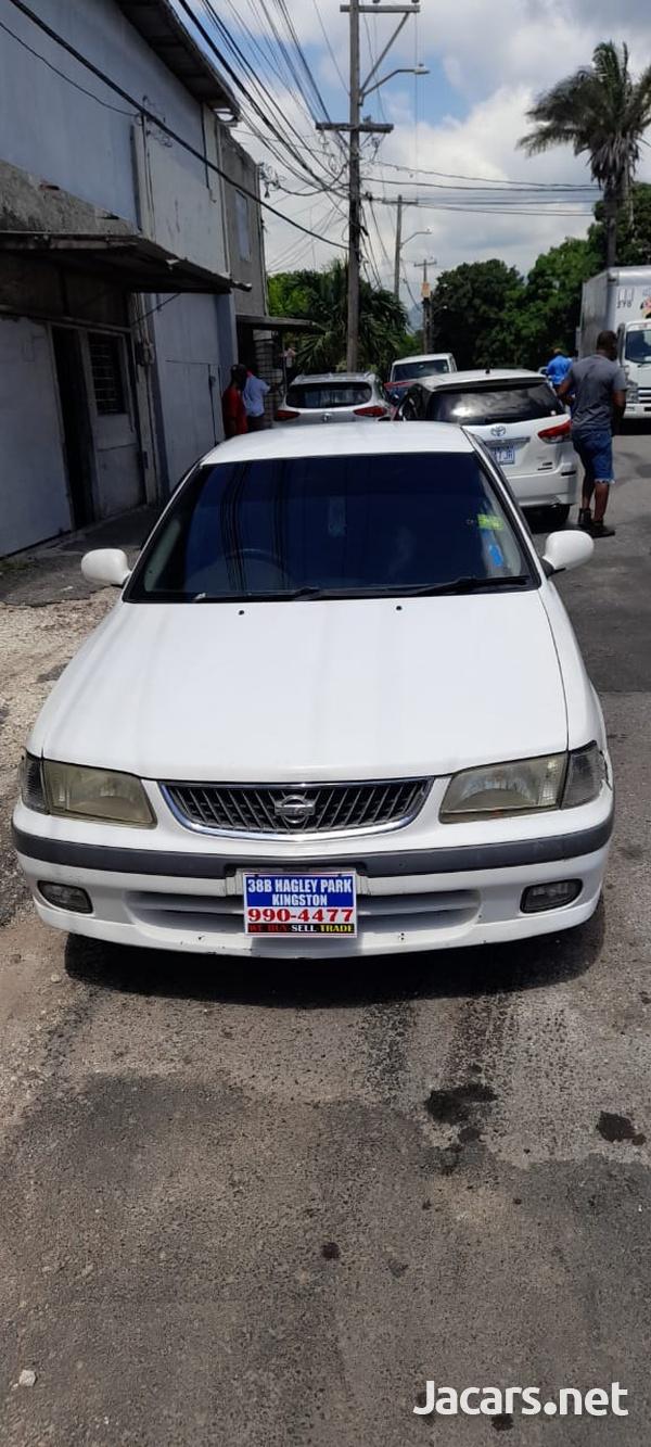 Nissan Sunny 1,6L 2001-1