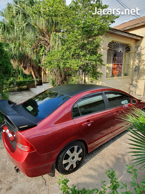 Honda Civic 1,8L 2006-1