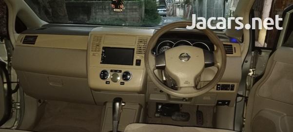 Nissan Tiida 1,8L 2007-3