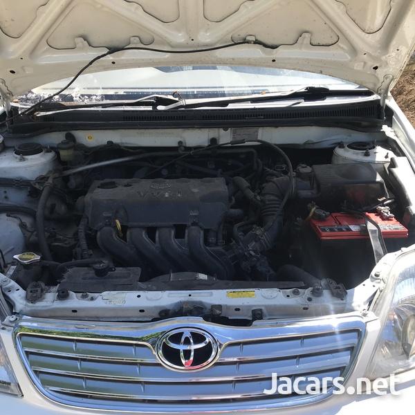Toyota Corolla 1,6L 2002-12