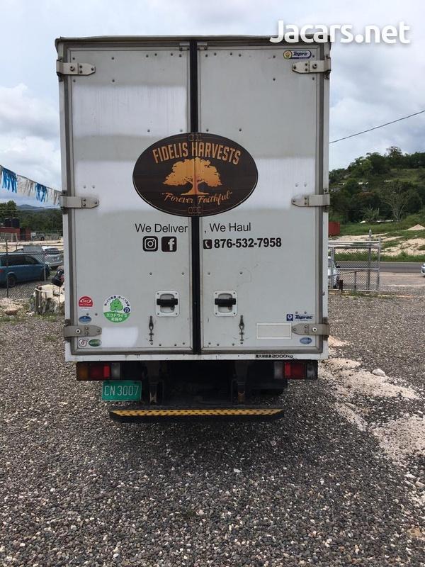 Isuzu Elf Freezer Truck-5