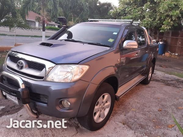 Toyota Hilux 3,0L 2009-2