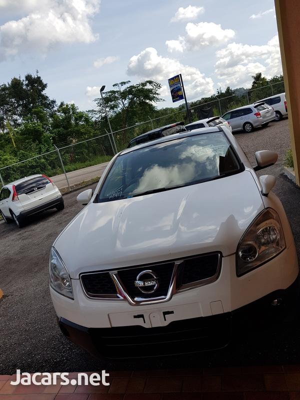 Nissan Dualis 2,0L 2013-8