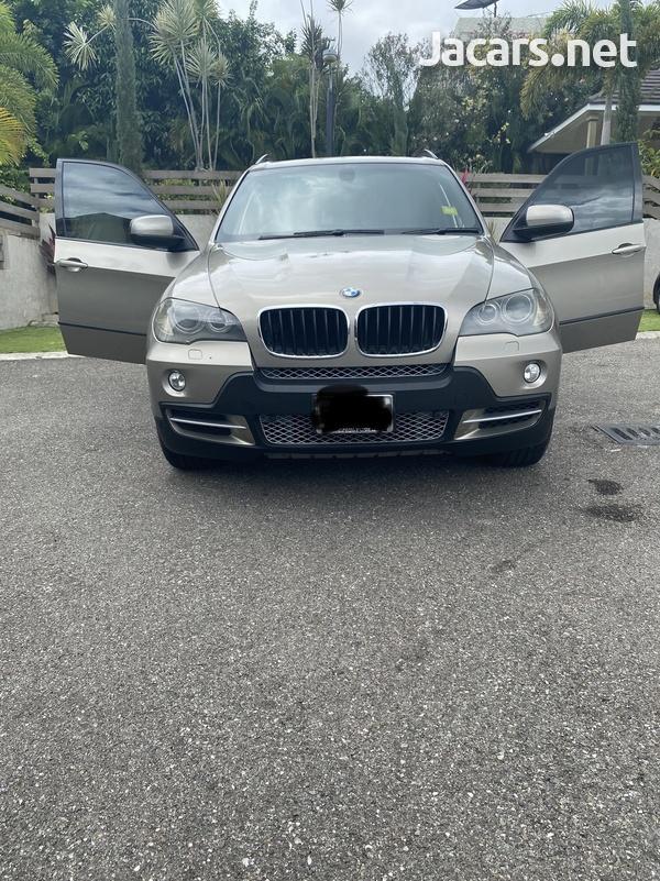 BMW X5 3,0L 2010-11