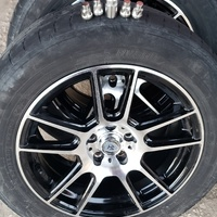 Rims and Tyres also wheel locks free