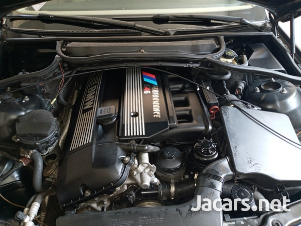 BMW 3-Series 2,5L 2001-4