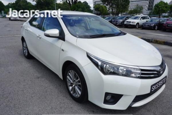 Toyota Corolla Altis 1,6L 2015-5