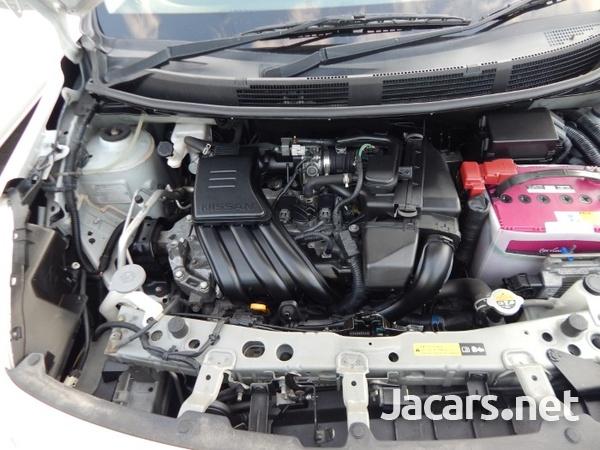 Nissan Tiida 1,5L 2013-7
