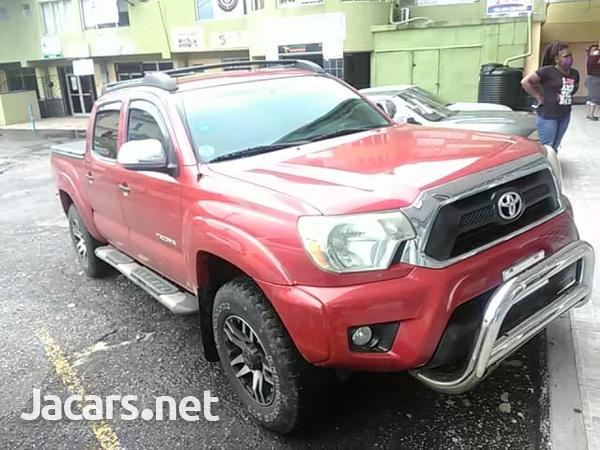 Toyota Tacoma 3,5L 2015-1