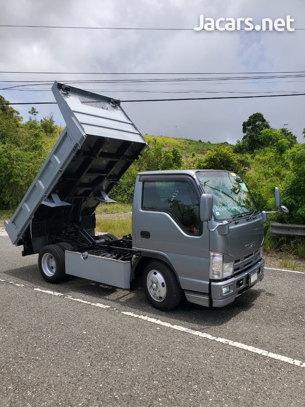 2008 Isuzu Elf Dump Truck-12