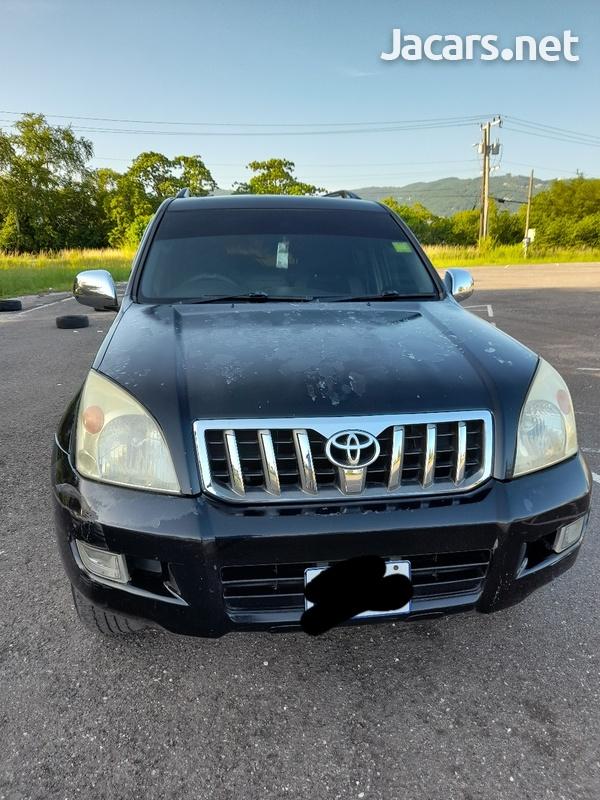 Toyota Prado 3,0L 2007-10