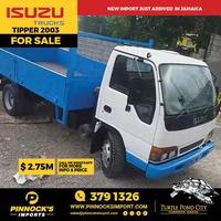 Isuzu Tipper Truck 2003