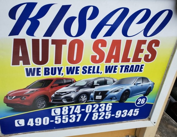 Kisaco Auto Sales