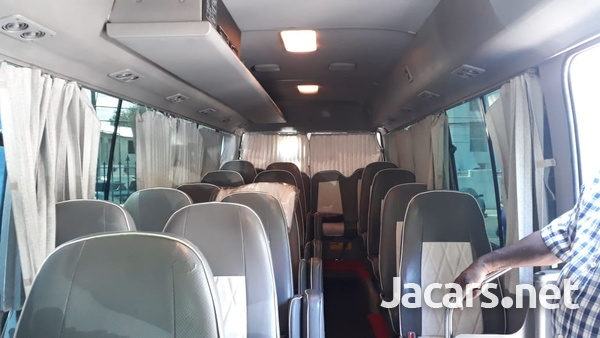 2009 Toyota Coaster Bus-6