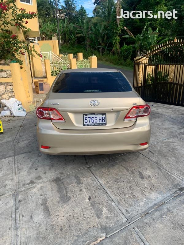 Toyota Corolla XLi 1,6L 2013-2