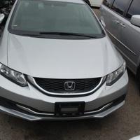 Honda Civic 1,8L 2015