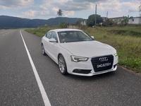 Audi A5 2,0L 2014