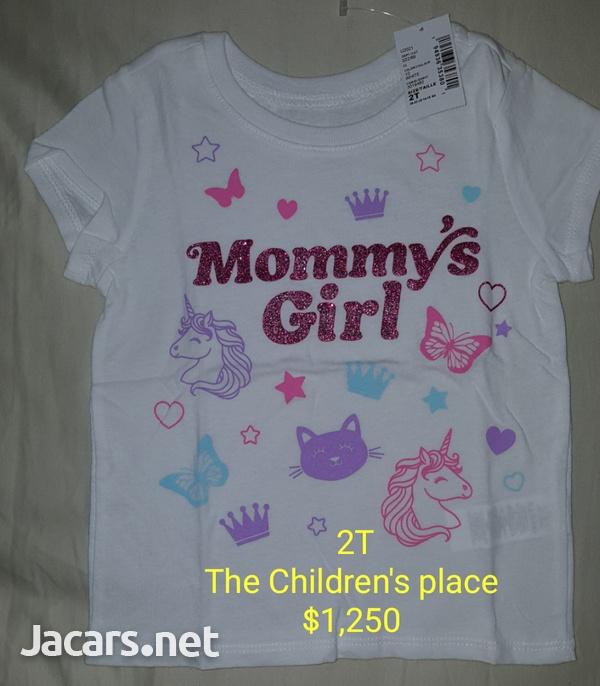 Brand new kids T-shirts-3