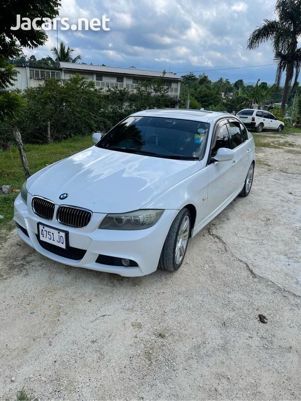 BMW 3-Series 3,2L 2011-5