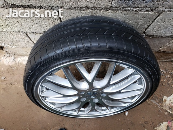 20 inch rims with tyre-1