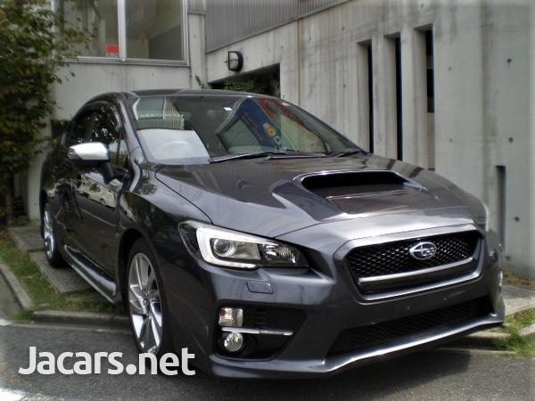 Subaru WRX 2,0L 2015-1
