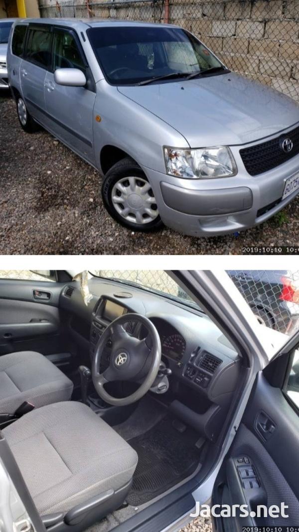 Toyota Succeed 1,0L 2012-2
