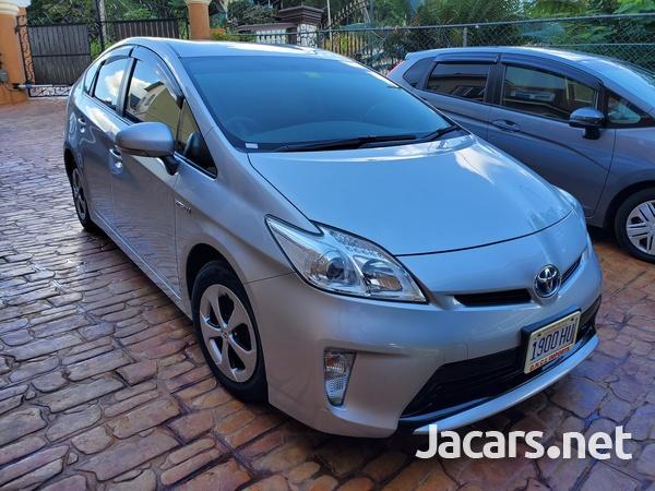 Toyota Prius 1,8L 2013-1
