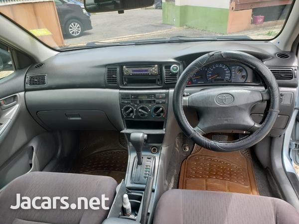 Toyota Corolla 1,5L 2007-6