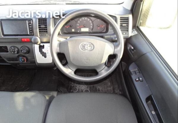 Toyota Hiace 3,0L 2016-11