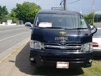 2013 Toyata Hiace Bus
