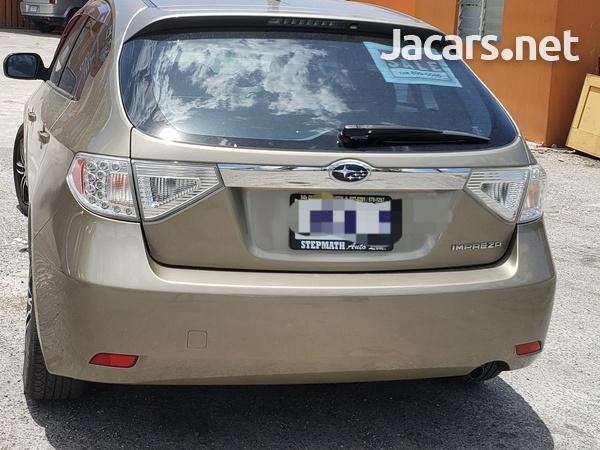 Subaru Impreza 1,5L 2008-8
