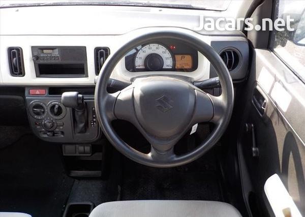 Suzuki Alto 0,6L 2016-7