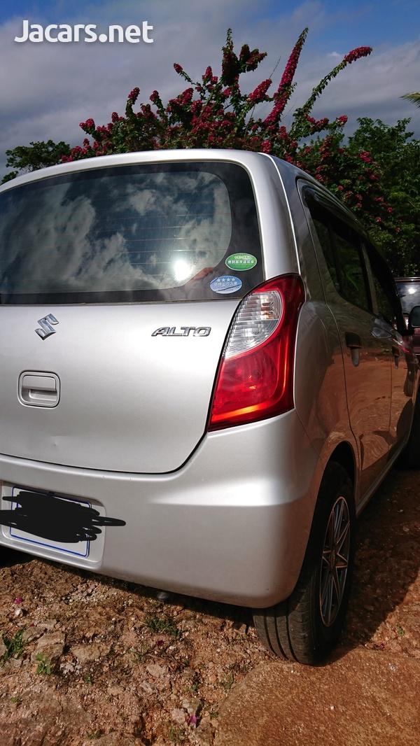 Suzuki Alto 0,6L 2014-7