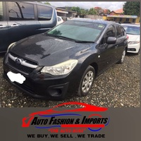 Subaru Impreza 1,7L 2014
