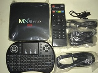 MXQ Pro Android Box fully programed