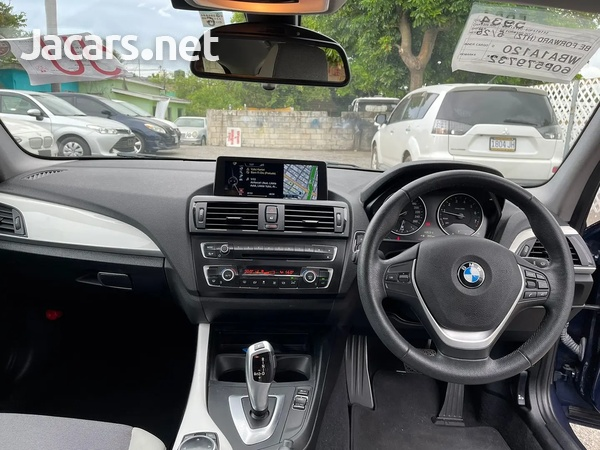 BMW 1-Series 1,6L 2015-10