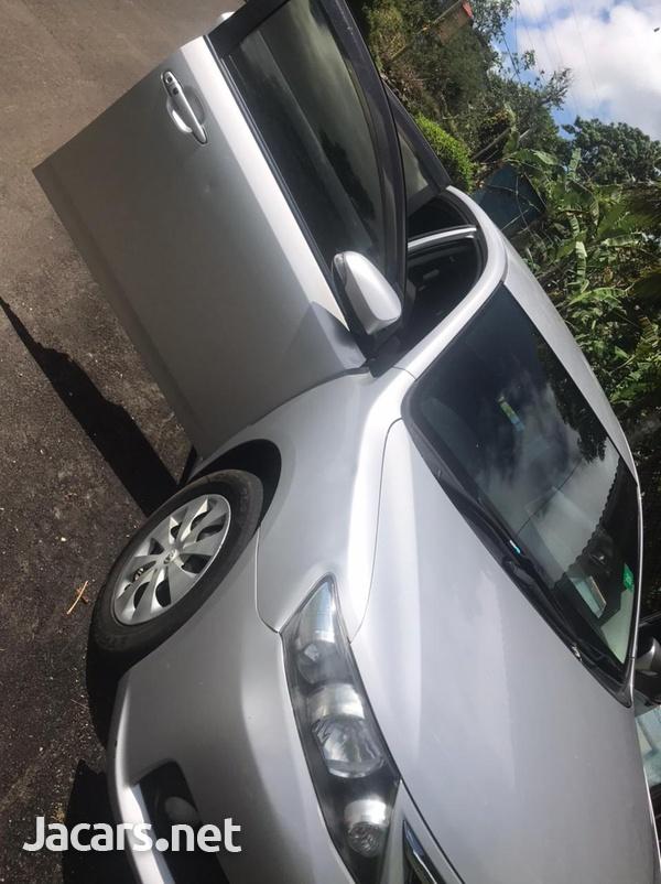 Toyota Allion 1,8L 2014-9