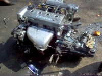 5a engine and gearbox