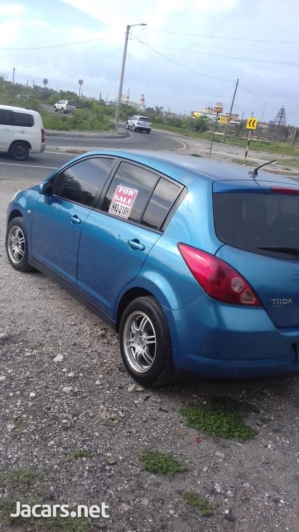 Nissan Tiida 1,5L 2006-4