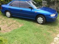 Subaru Impreza 1,6L 1993