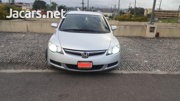 Honda Civic 1,5L 2008-3