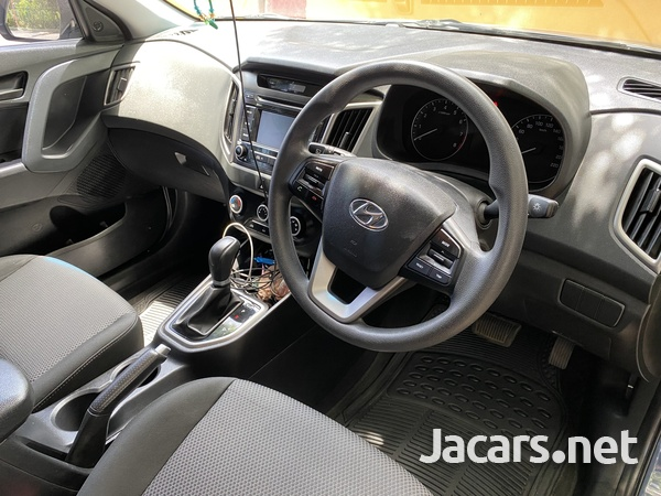 Hyundai Creta 1,6L 2017-5