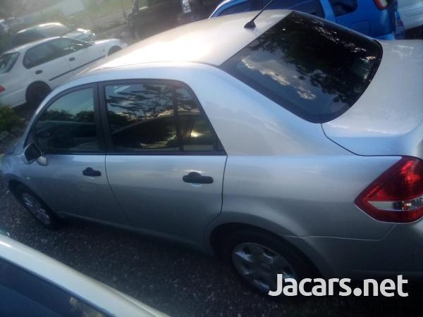 Nissan Tiida 1,6L 2012-2