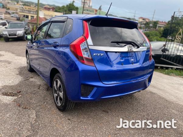 Honda Fit 1,5L 2016-7