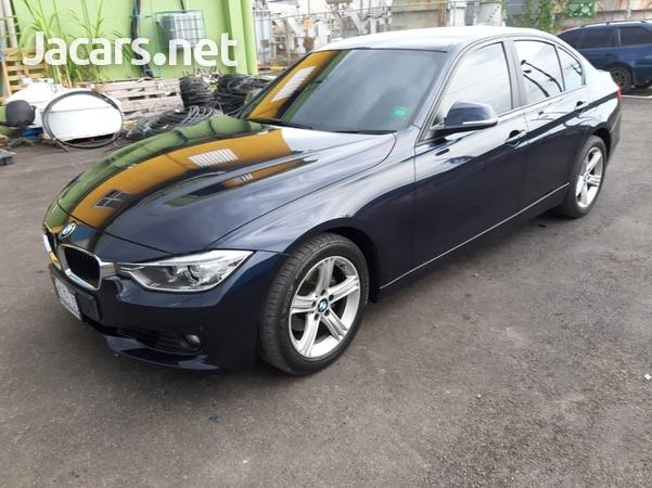 BMW 3-Series 1,9L 2013-13