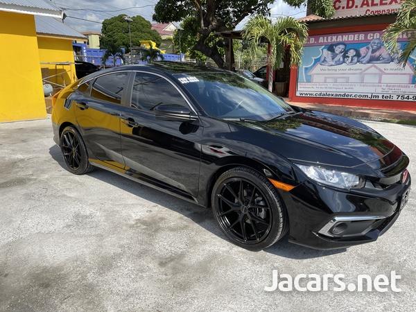 Honda Civic 2,0L 2019-1