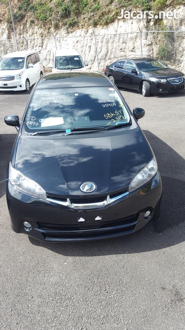 Toyota Wish 1,7L 2010-5