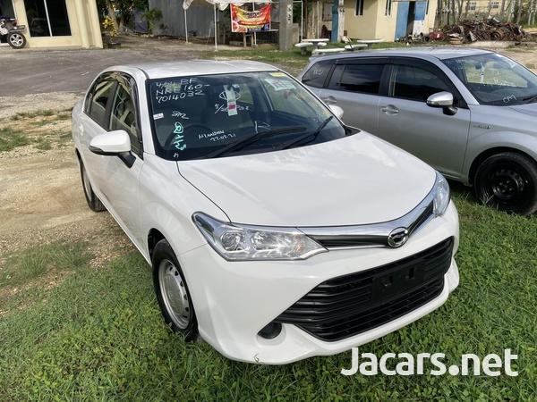 Toyota Axio 1,5L 2016-2
